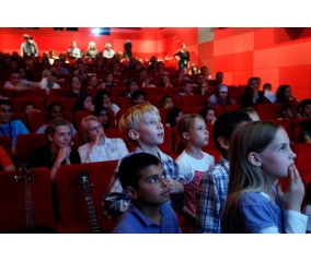 LUCAS International Festival for Young Filmlovers from September, 18th, to 25th